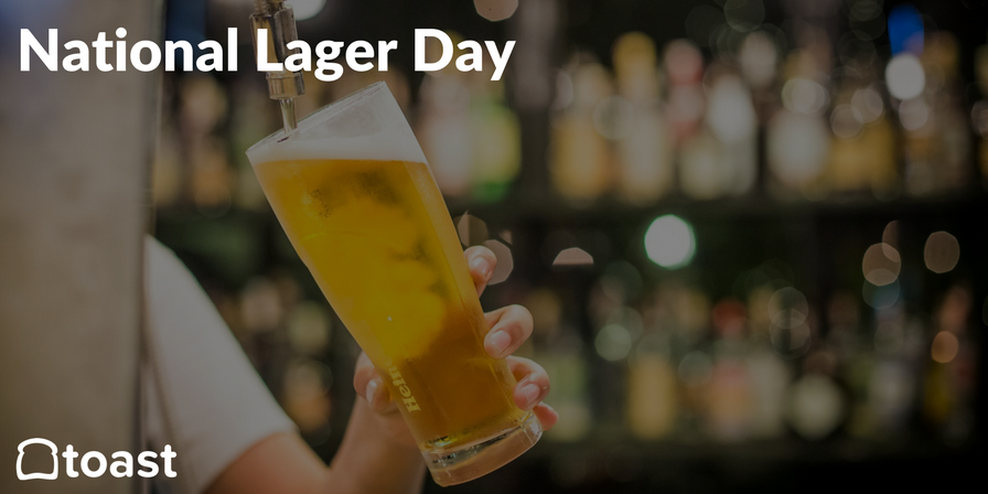 national lager day
