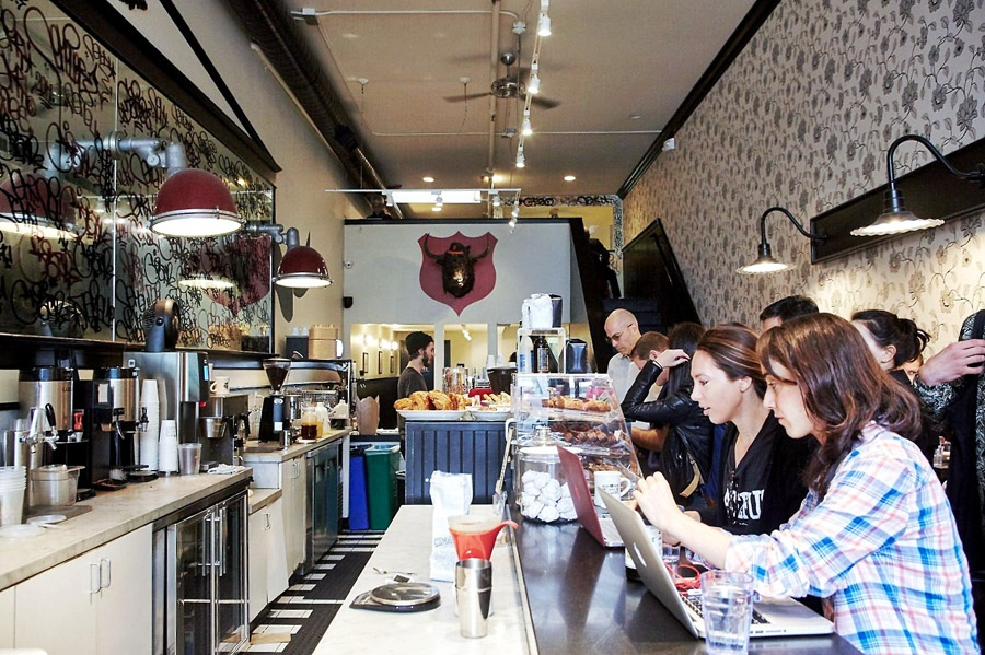 coffee shop design examples