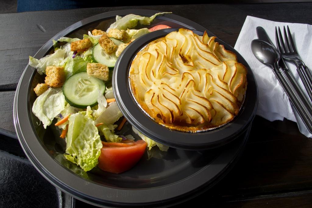 food presentation techniques