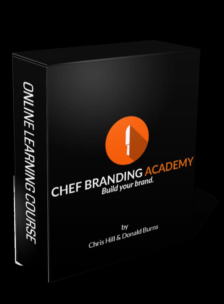 chef branding academy