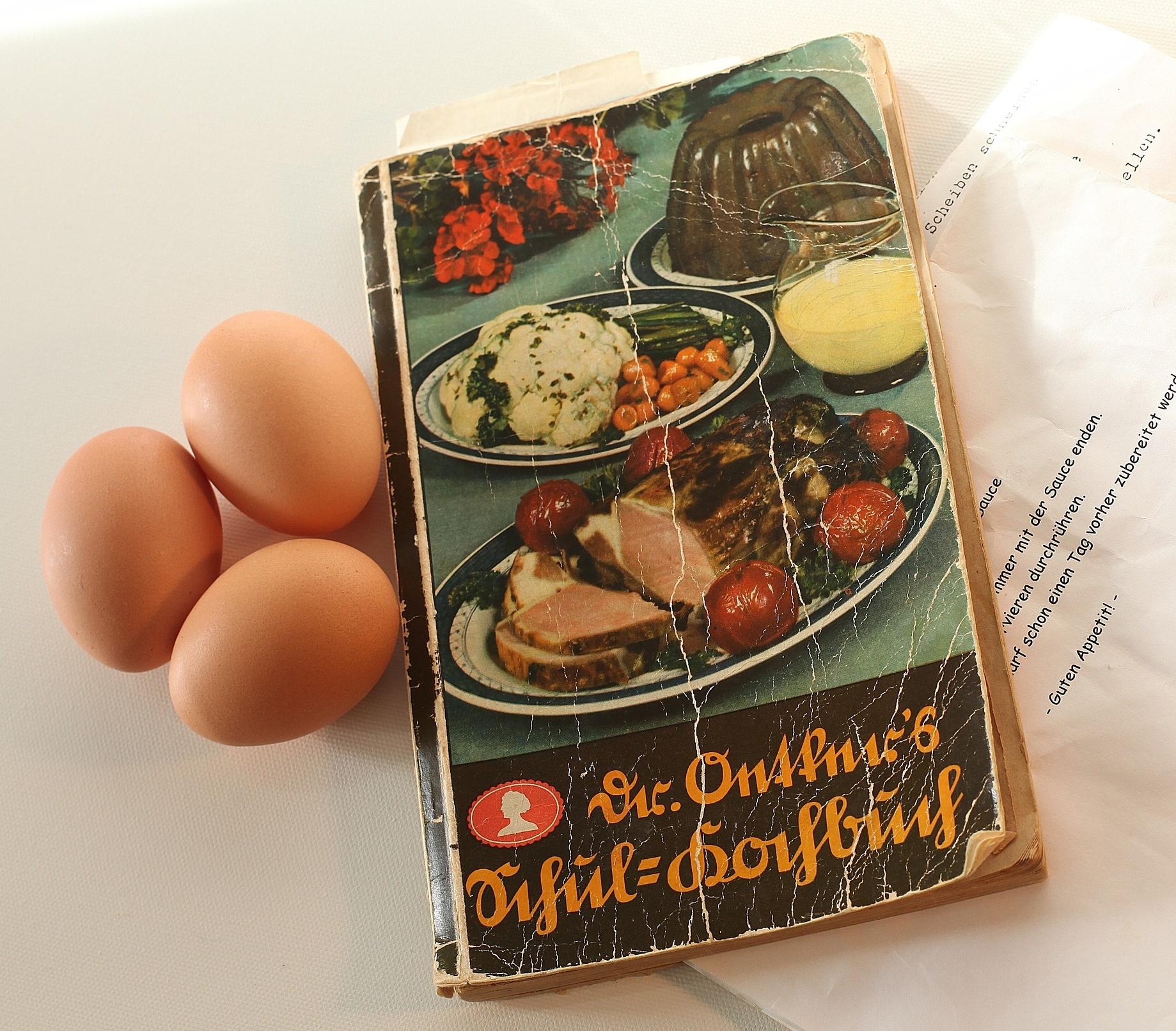 personal cookbook