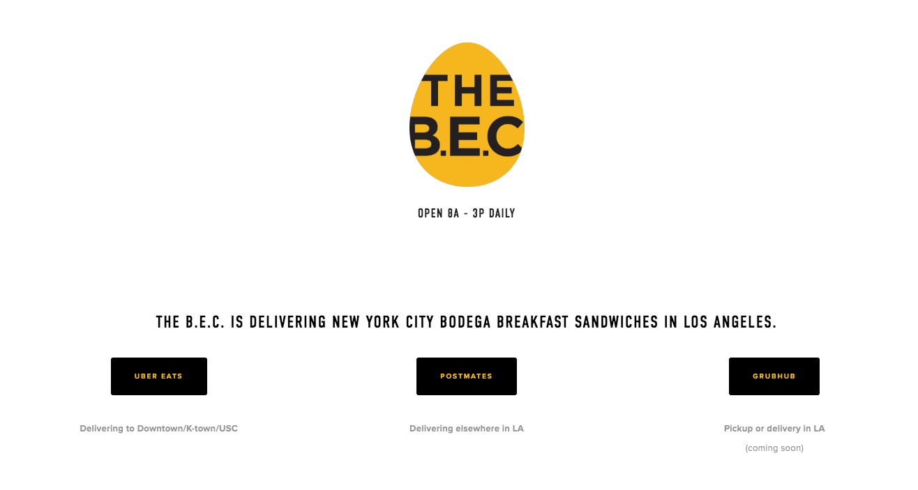 the bec