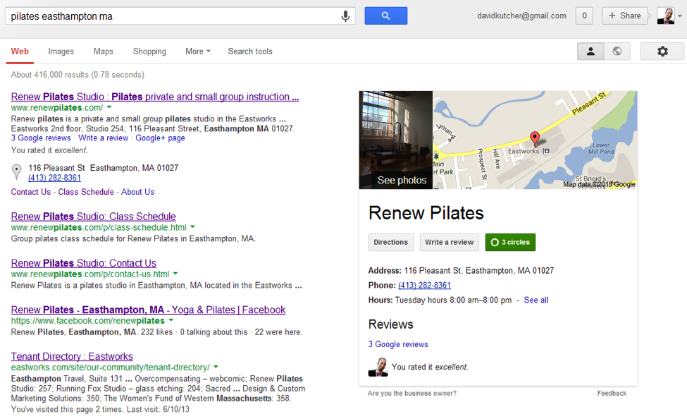 seo for restaurants