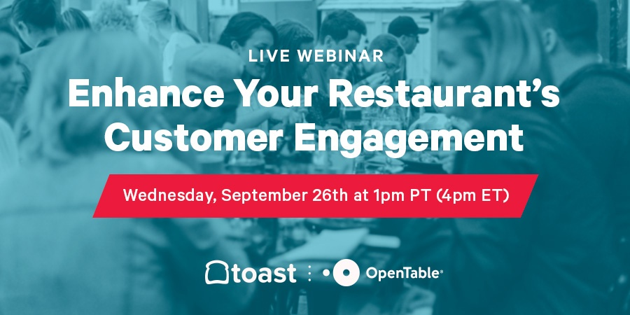 Customer Engagement Webinar