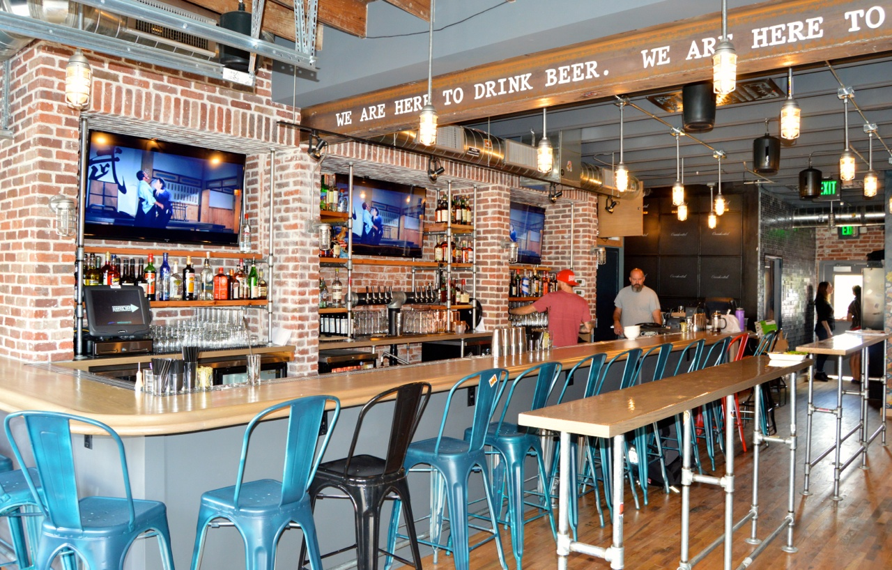 20 Examples Of Jaw Dropping Bar Designs And Setups On The Line Toast Pos