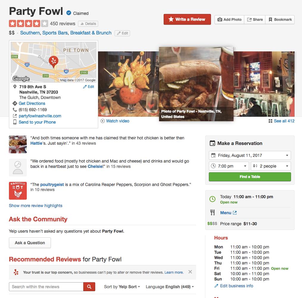 restaurant marketing ideas online