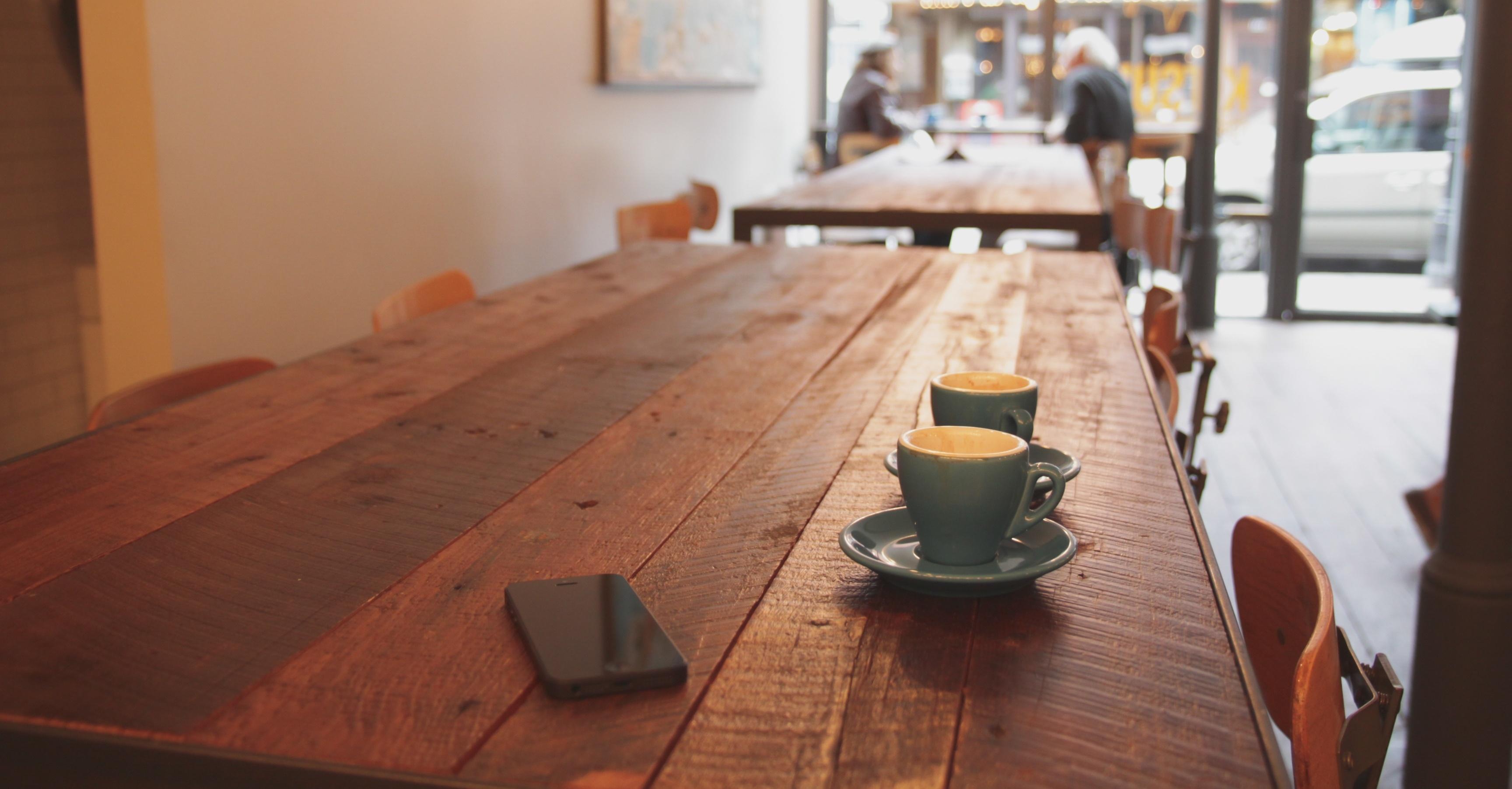 cafe management