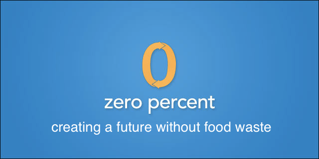 zero percent food waste