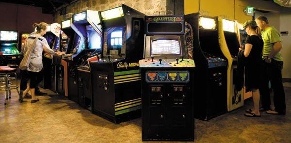 bar game ideas