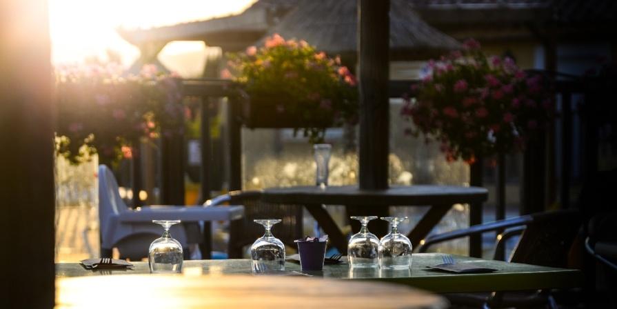 restaurant table designs