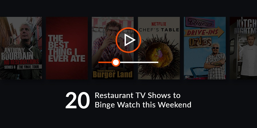 restaurant tv shows